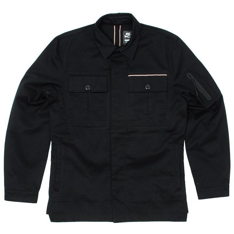 nike selvedge jacket