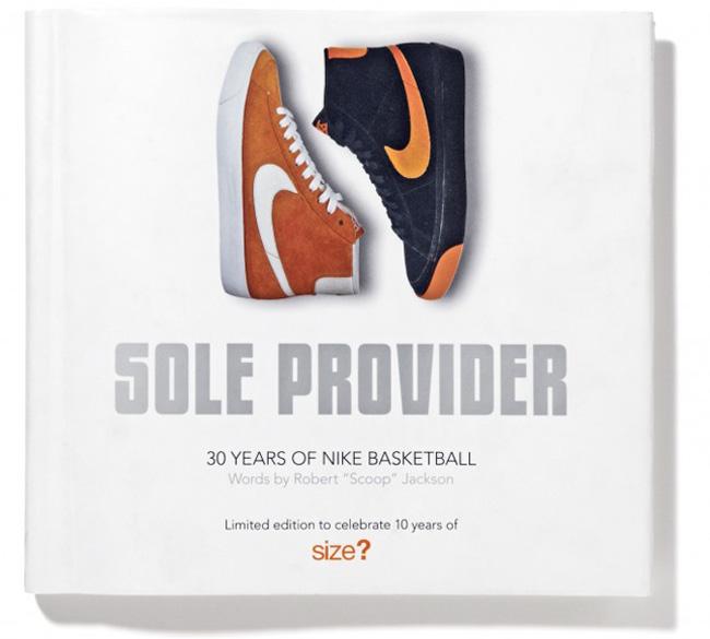 sole provider size?