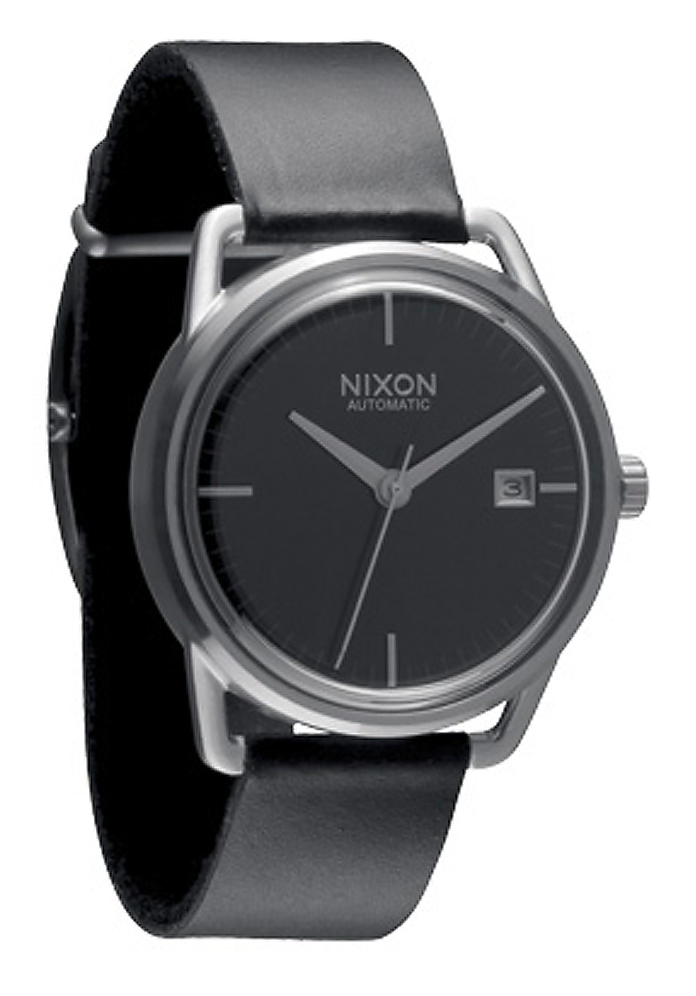 NIXON-The-Mellor-Automatic-black
