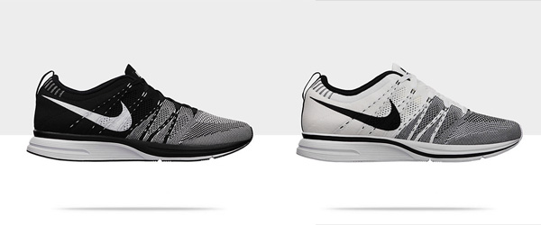 Nike Flyknit Trainer Schwarz