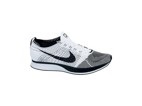 Nike Racer Flyknit White